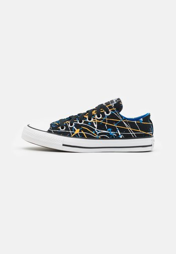 CHUCK TAYLOR ALL STAR ARCHIVE PAINT SPLATTER PRINT UNISEX - High-top trainers - black/multicolor/white