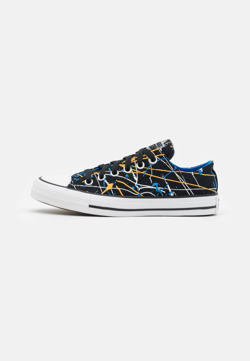 Converse - CHUCK TAYLOR ALL STAR ARCHIVE PAINT SPLATTER PRINT UNISEX - High-top trainers - black/multicolor/white