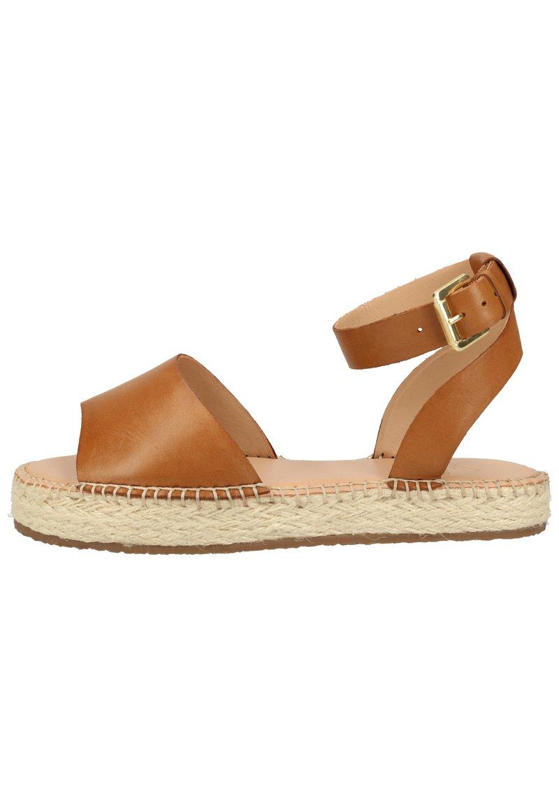 Sansibar Shoes - SANSIBAR - Outdoorsandalen - mittelbraun 42