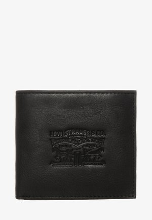 Portefeuille - regular black