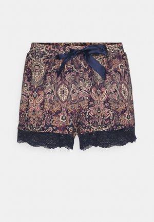 SHORT PAISLEY - Pyjama bottoms - folkstone grey