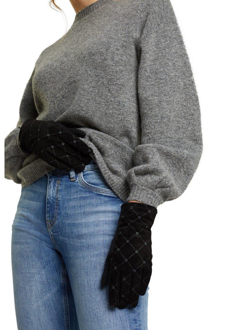Esprit - Gloves - black