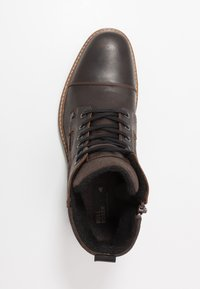 Bullboxer - Lace-up ankle boots - dark brown - 1