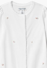 Polo Ralph Lauren - SCHIFFLI ONE PIECE - Combinaison - white - 2