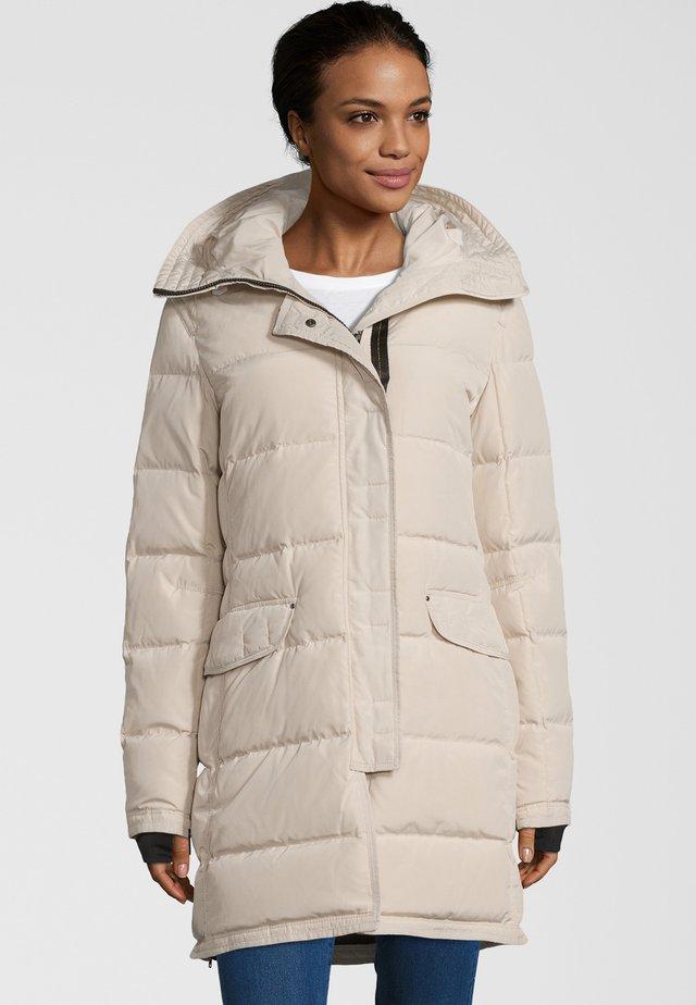 DAVOS - Down coat - silver white