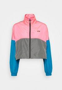 MSGM - GIUBBINO - Sportovní bunda - fluo pink - 0