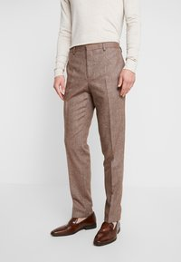 Shelby & Sons - CRANBROOK SUIT - Traje - light brown - 4
