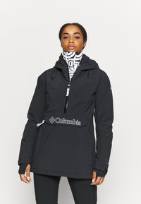 Columbia - DUST ON CRUST INSULATED JACKET - Skijakke - black - 0
