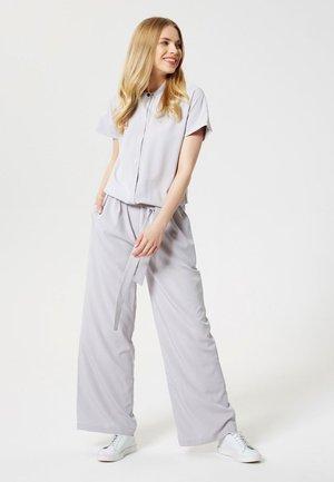 NORMAL FIT - Jumpsuit - gray