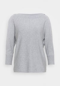 comma - Jumper - light grey melange - 0