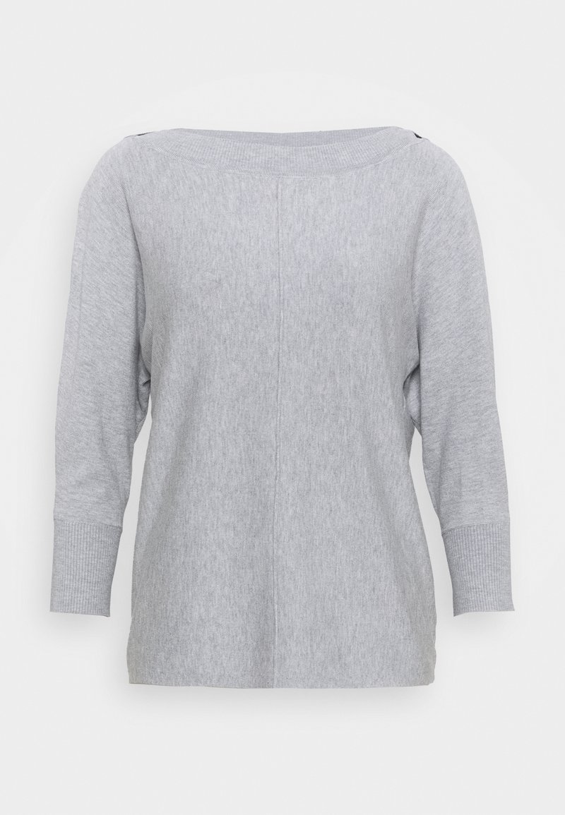 comma - Jumper - light grey melange