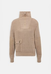 Another-Label - DARA - Pullover - sand melee - 6