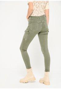 LolaLiza - Slim fit jeans - khaki - 2