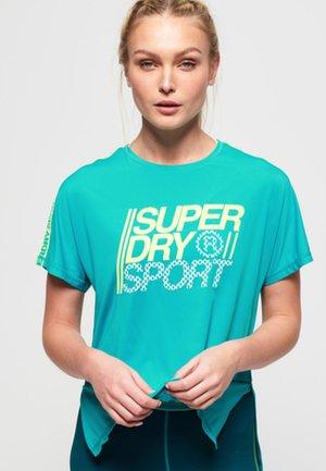 CORE - Camiseta estampada - blue
