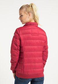 ICEBOUND - Light jacket - rot - 2