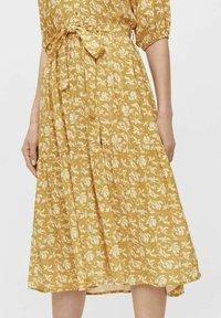 Object - Day dress - honey mustard - 4