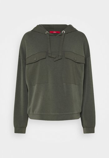 Sweater - khaki