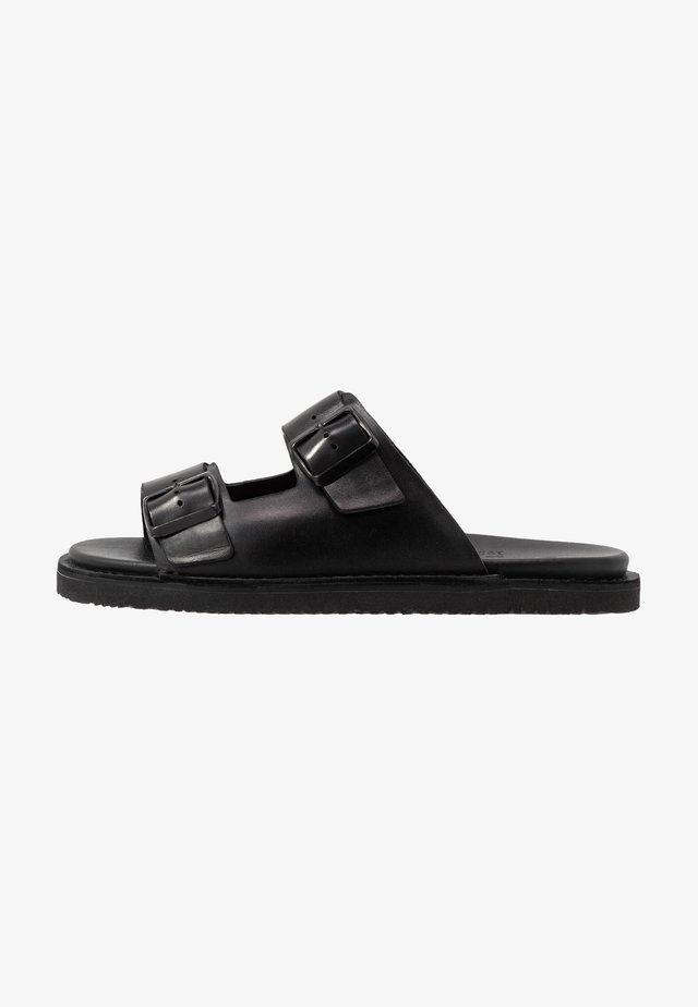 Sandaler - nero/black