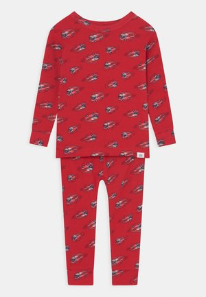 UNISEX - Pyjama set - pure red