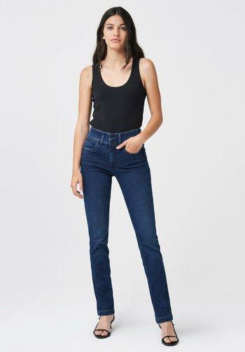 SECRET PUSH IN - Slim fit jeans - blau