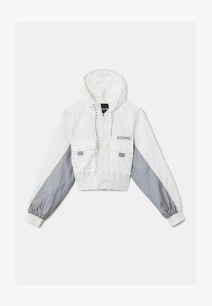 REFLEKTIERENDE - Outdoor jacket - white