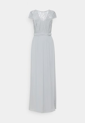 MAKE ME HAPPY GOWN - Vestido de fiesta - dusty blue