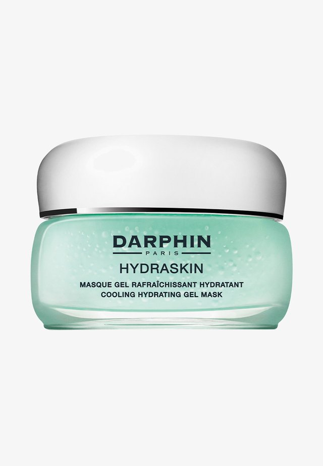 HYDRASKIN COOLING HYDRATING GEL MASK - Ansiktsmask - -