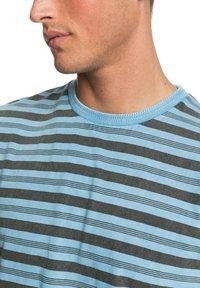 Quiksilver - CAPITOA - Print T-shirt - capitoa airy blue - 3