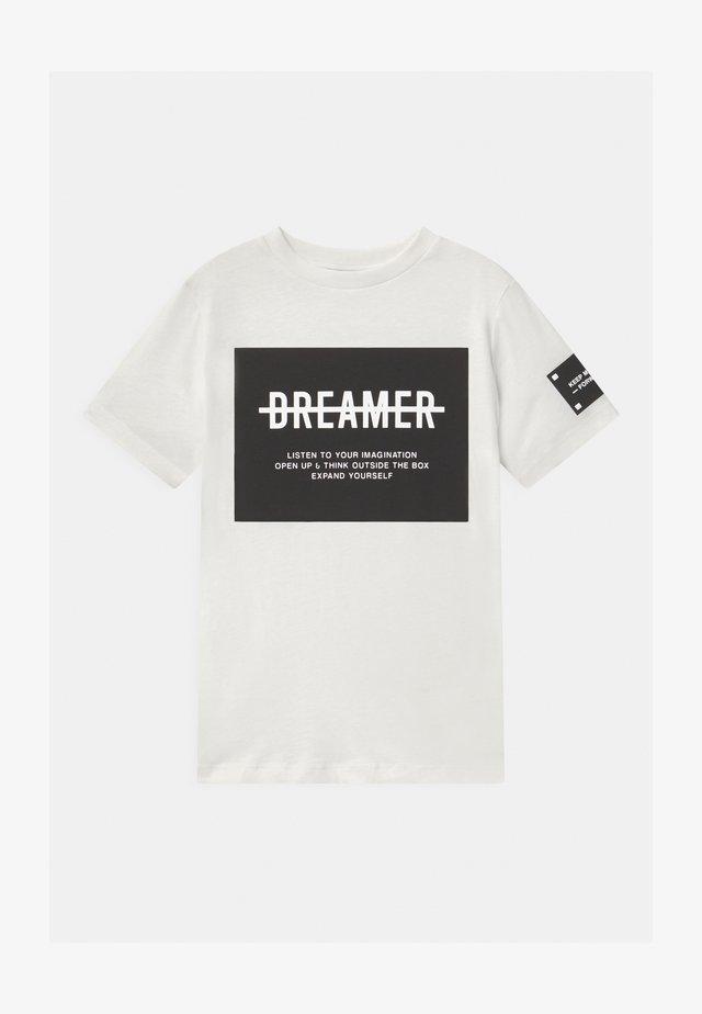 T-shirts med print - snow white