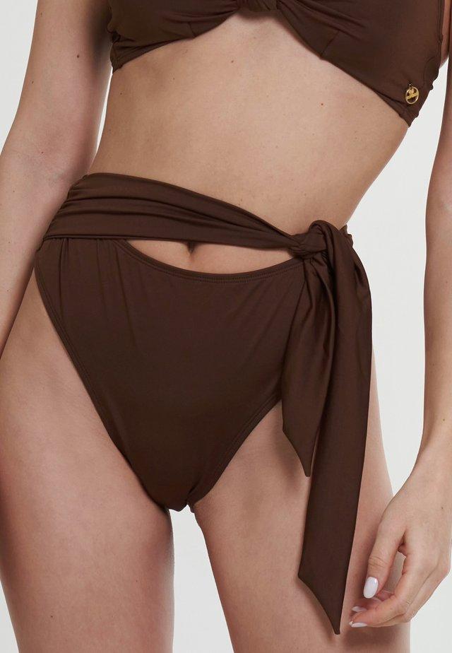 Bikinibroekje - braun