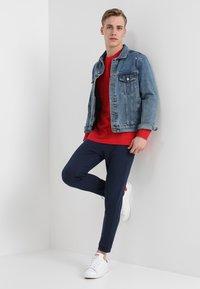 YOURTURN - Pantalones deportivos - dark blue - 1