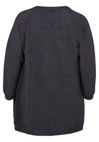 Zizzi - Cardigan - dark blue - 7