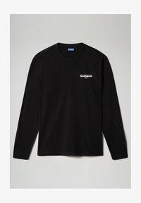 Napapijri - S-ICE LS - Långärmad tröja - black - 3