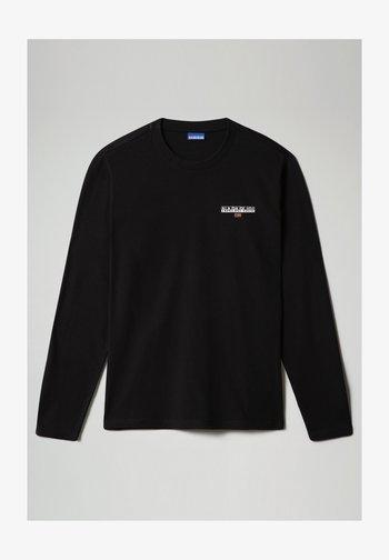 S-ICE LS - Long sleeved top - black