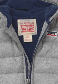 Levi's® - COLOR BLOCK PUFFER - Winter jacket - oyster mushroom - 2