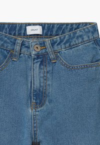 Grunt - MOM AUTHENTIC - Relaxed fit jeans - authentic blue - 3