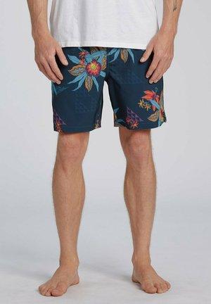 SUNDAYS LAYBACK - Swimming shorts - dark navy