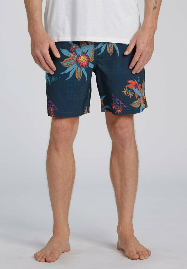 SUNDAYS LAYBACK - Shorts da mare - dark navy