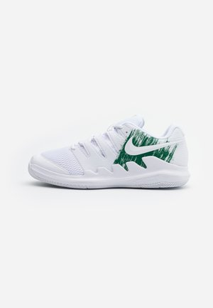 JR VAPOR X UNISEX - Multicourt tennis shoes - white/clover