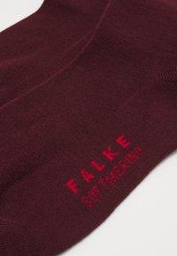 FALKE - Socks - barolo - 2