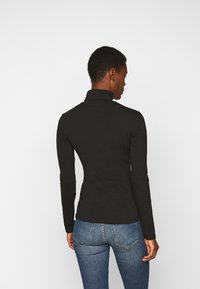 Even&Odd Tall - 2 PACK  - Long sleeved top - black - 2