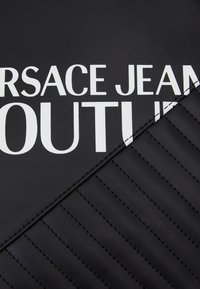 Versace Jeans Couture - SMALL BACKPACK LOGO - Rucksack - nero - 3