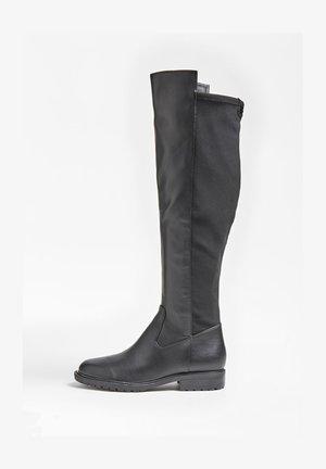 RANIELA RUNDE SCHUHSPITZE - Boots - schwarz