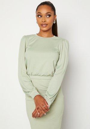 BESA - Shift dress - green