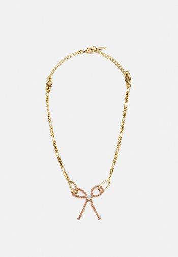 NECKLACE - Necklace - vintage rose