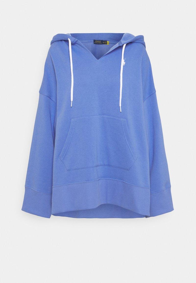 Polo Ralph Lauren - PONCHO LONG SLEEVE - Sweatshirt - harbor island blue