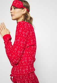 Anna Field - SET - Pyžamo - red - 5