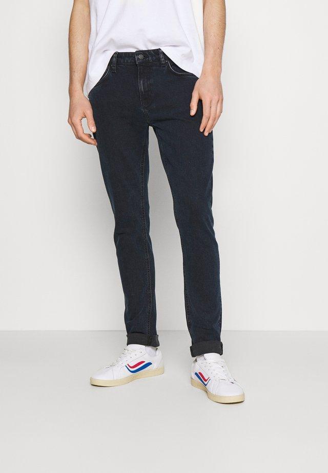UNISEX - Slim fit jeans - black ocean