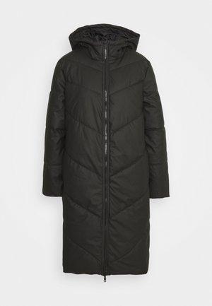JDYULRIKKA WATER REPELLENT - Winter coat - black