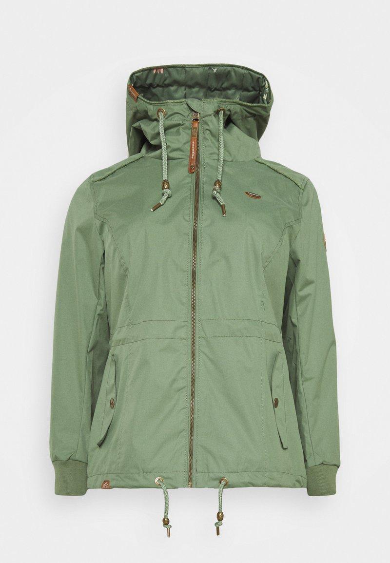 Ragwear Plus - DANKA - Summer jacket - olive